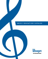 Wenger Music Education Catalog