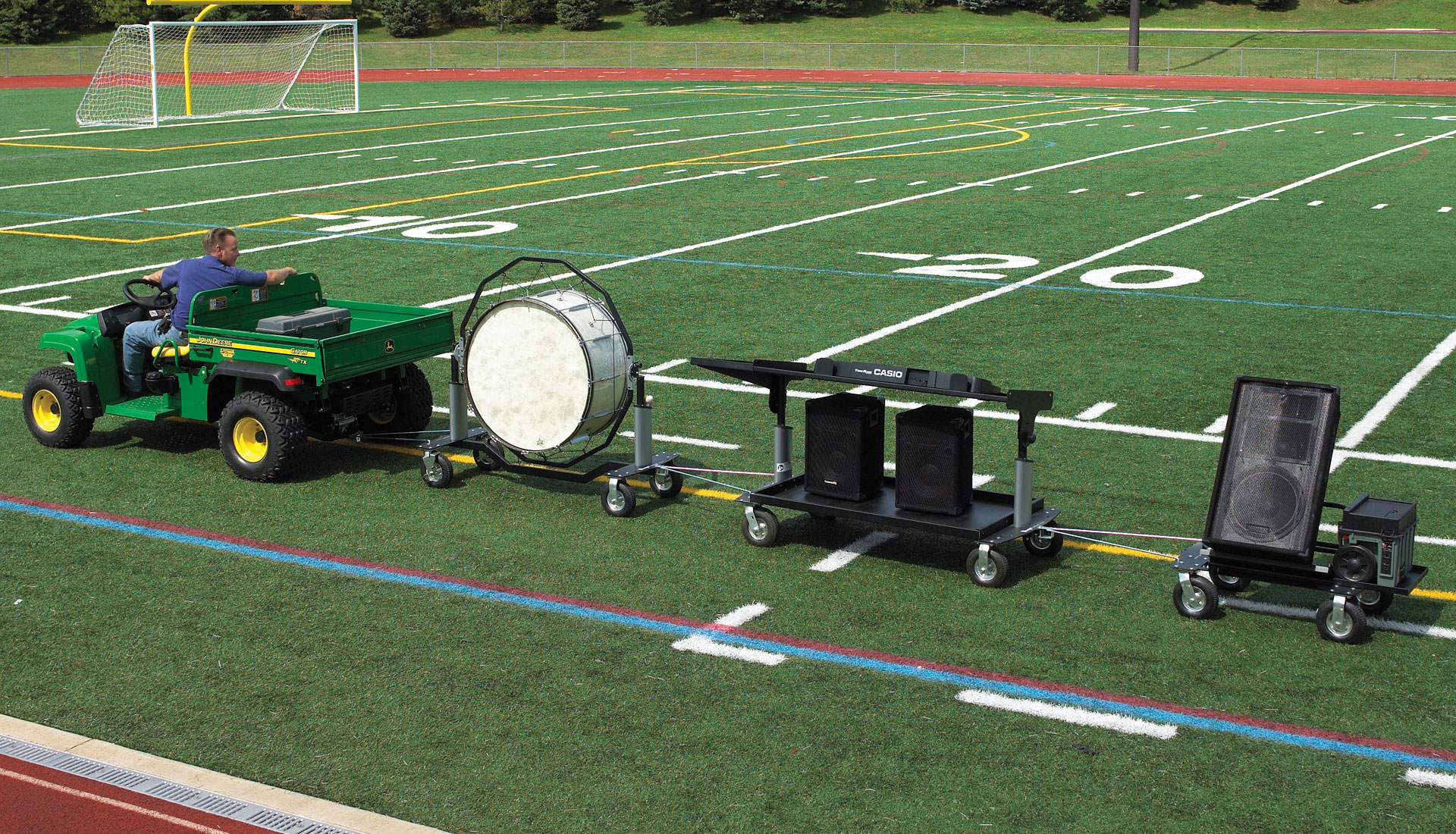 onboard bass drum gong cart. Black Bedroom Furniture Sets. Home Design Ideas