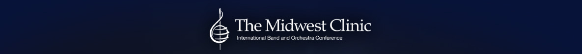 Midwest Clinic Wenger Corporation JR Clancy
