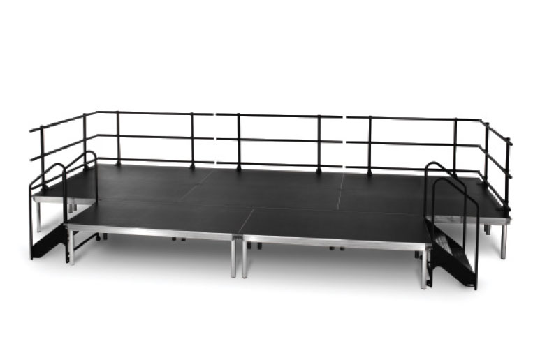 StageTek Risers and Platforms