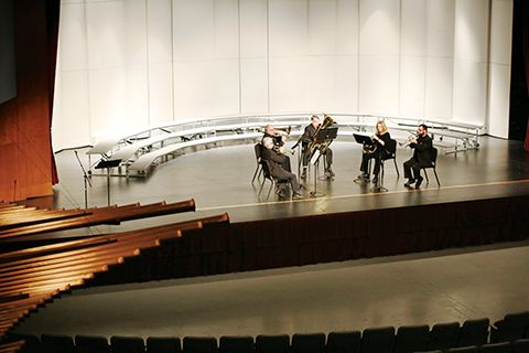 Providing Acoustical Flexibility: Getting 'active' at Wartburg College