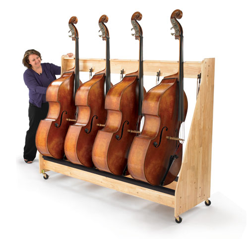 String Bass Rack
