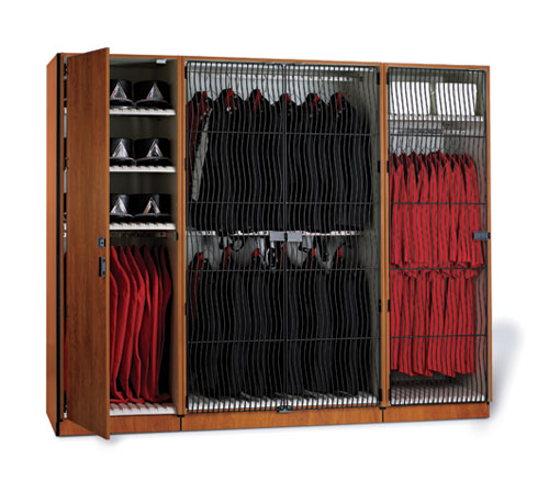UltraStor Robe and Uniform Storage Cabinets