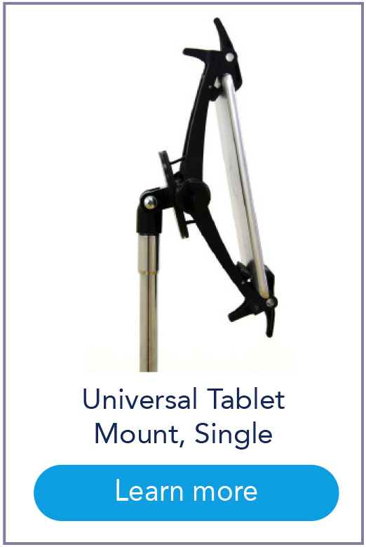 Universal Tablet Mount, Single