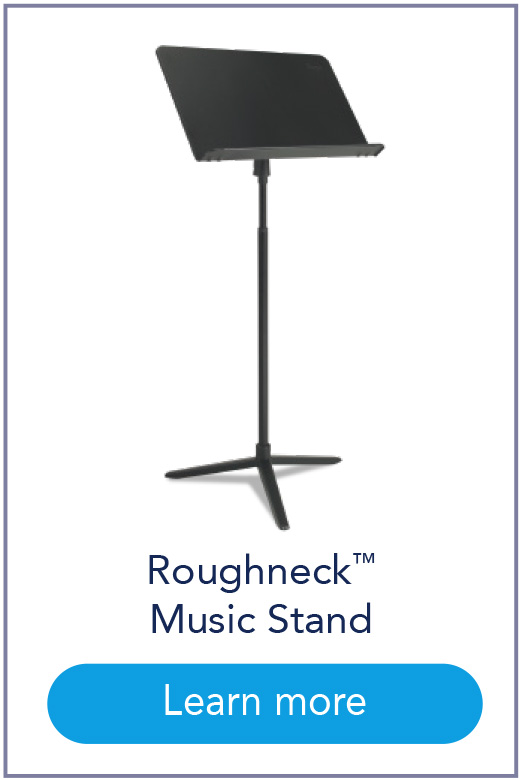 Roughneck™ Music Stand