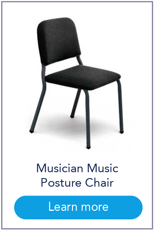 Musician Music Posture Chair