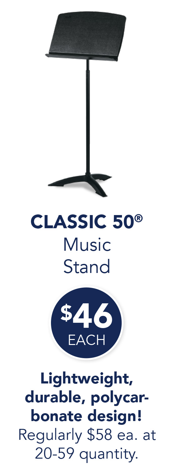 Classic 50 Music Stand