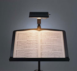 Electric Music Stand Light
