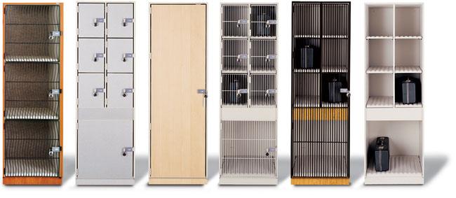 Ultrastor 174 Storage Cabinets Wenger Corporation