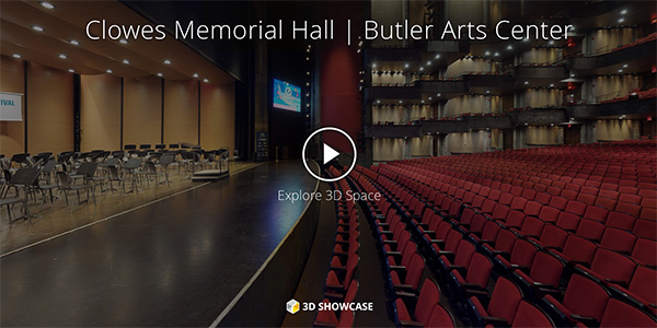 Clowes Memorial Hall | Butler Arts Center