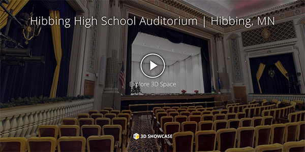 Hibbing High School Auditorium | Hibbing, MN
