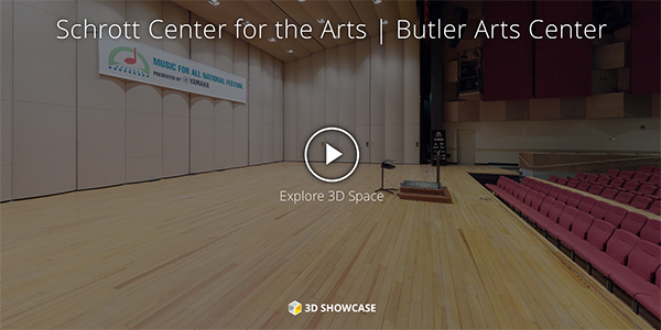Schrott Center for the Arts | Butler Arts Center | Indianapolis, IN
