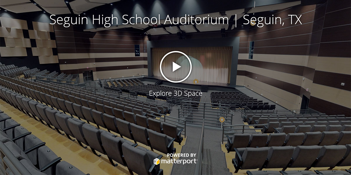 Seguin High School Auditorium | Seguin, TX