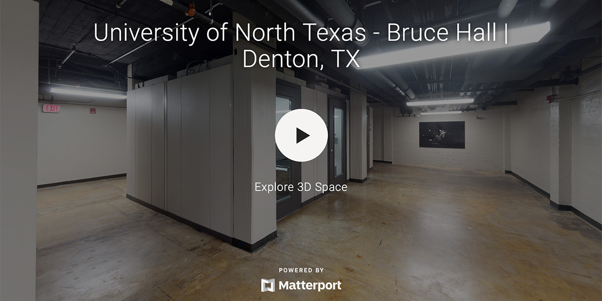 University of North Texas – Bruce Hall