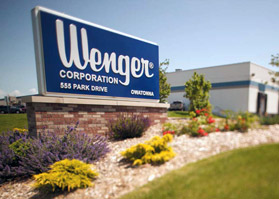 Wenger Corporation Headquarters in Owatonna, MN